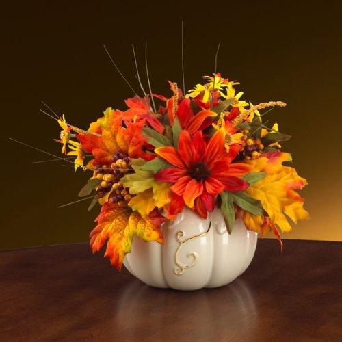 Lenox Arranged for the Holidays Pumpkin