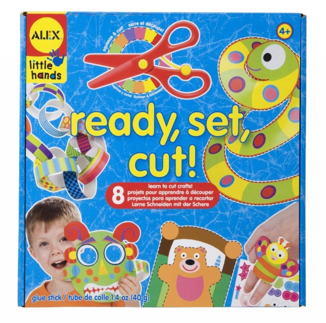 Cutting Set - best fine motor skills toys