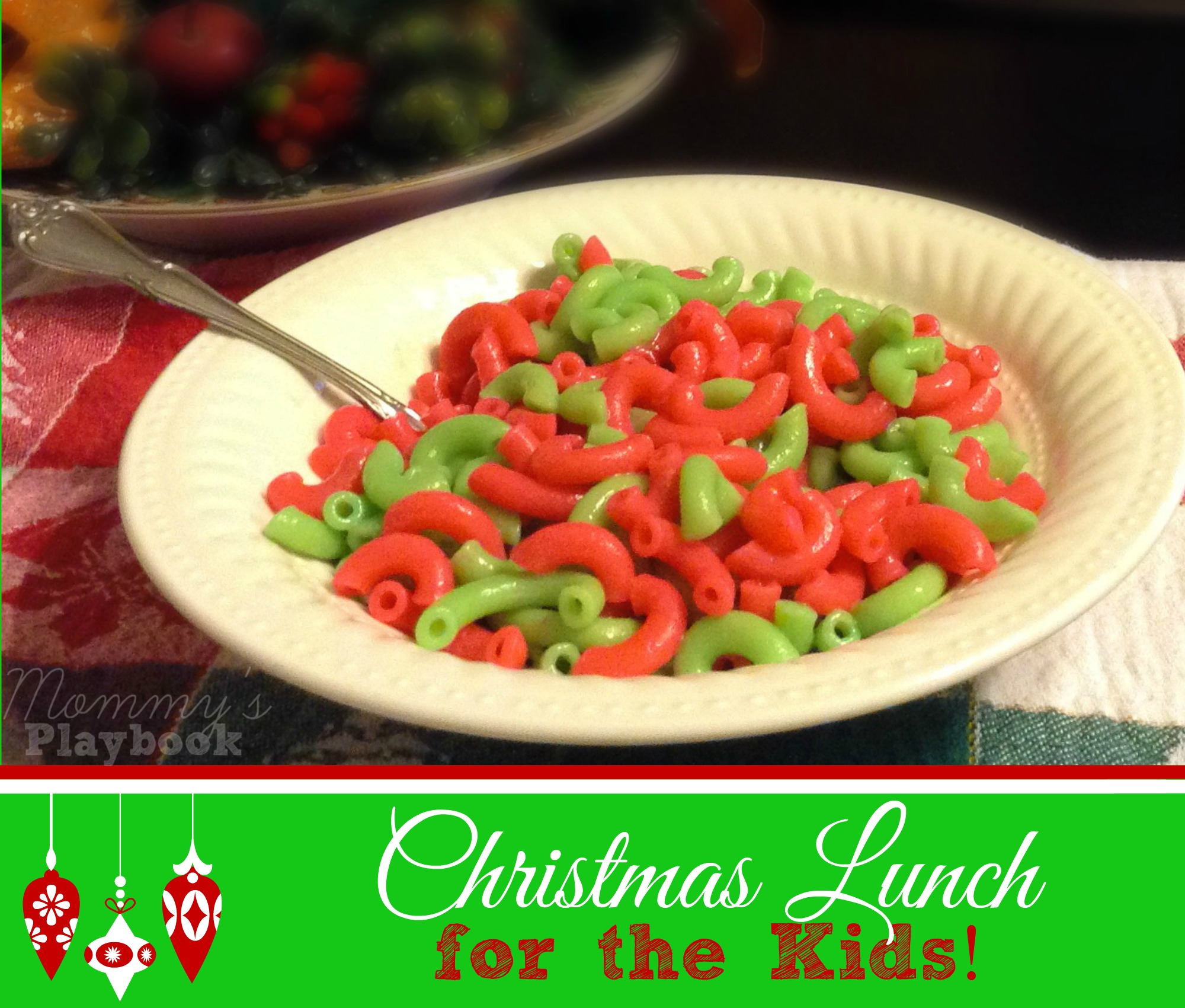Easy Christmas Lunch For The Kids Mommy S Playbook