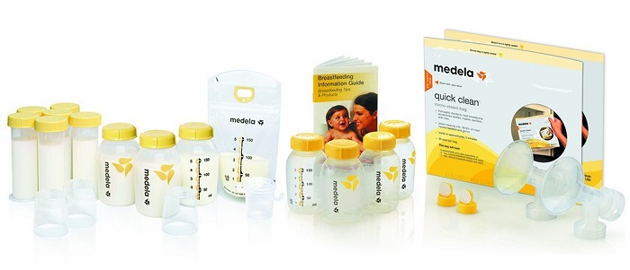 Medela Breastmilk Feeding Gift Set