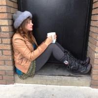 real mom outfit winter fall l WWW.MOMMYSTYLIST.COM @TheMommyStylist @MommyStylistBlog