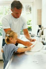 Do you ask your husband for help with your children? and How hands-on is he? Part I Webisode #2.6