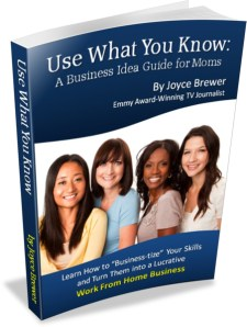 Use What You Know: A Business Idea Guide for Moms