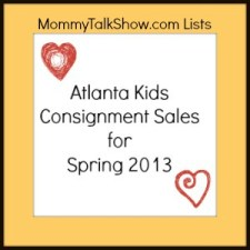 Atlanta Kids Consignment Sales
