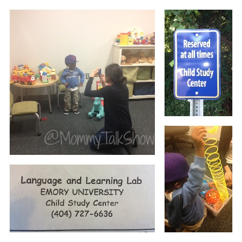 FAQ's about the Emory Child Study Center