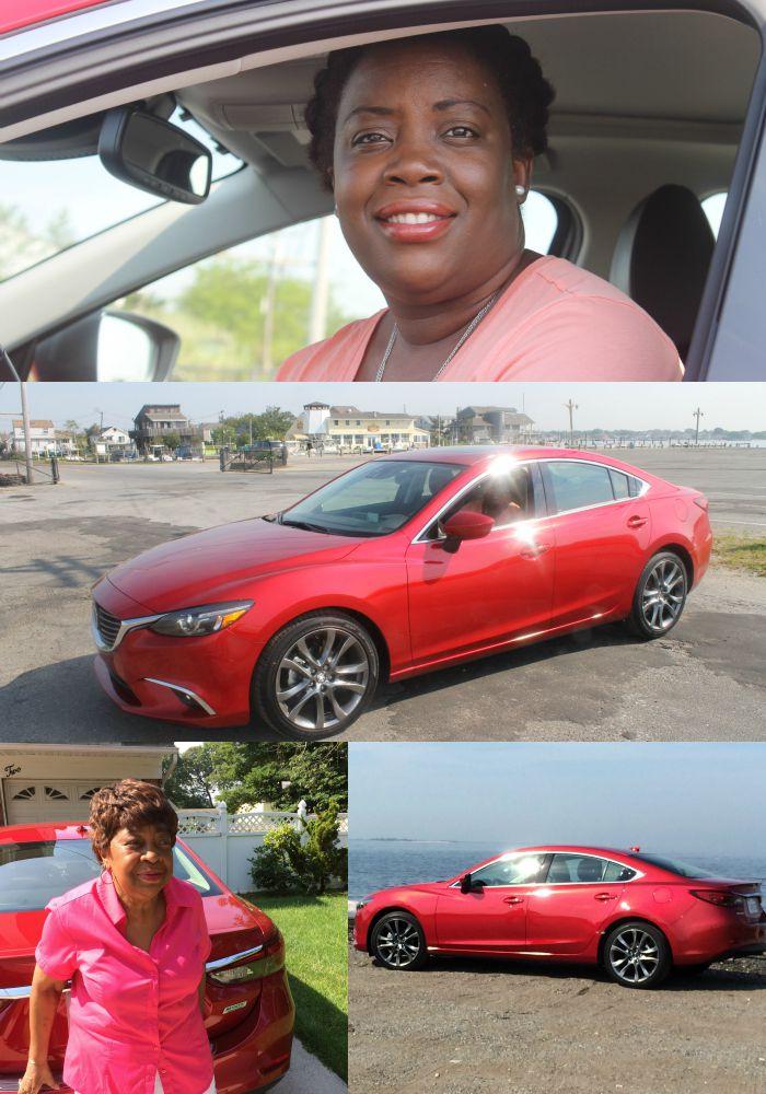 2016 Mazda Grand Touring