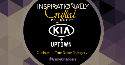 Join #GameChangers #TwitterParty w/ @UptownMagazine @Kia 2/11 at 7p ET