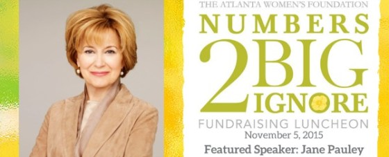 Journalist & Mental Health Advocate Jane Pauley Will Speak in Atlanta