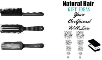 "5 Natural Hair Gift Ideas Your ""Curlfriend"" Will Love"
