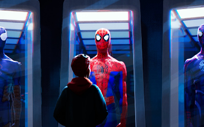 Every Generation Will Connect with Spider-Man: Into the #SpiderVerse