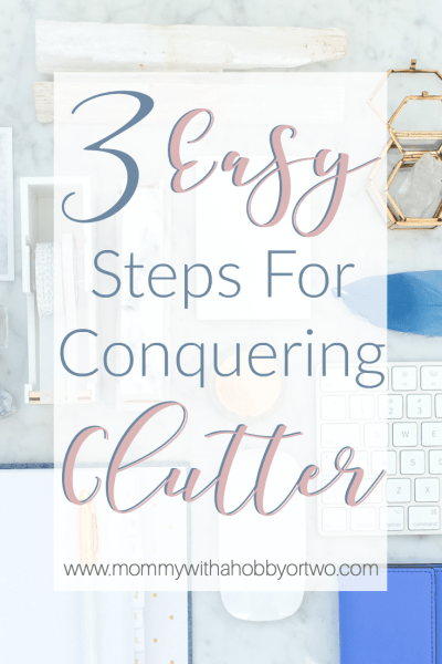 This post will walk you through how to spend less time decluttering and more time keeping the clutter from entering your home in 3 simple steps.