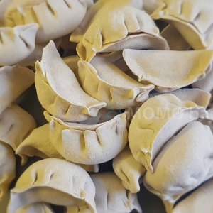 Frozen momos you can steam cook at home