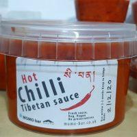 Hot Tibetan Chilli Sauce Sepen Momo Sauce