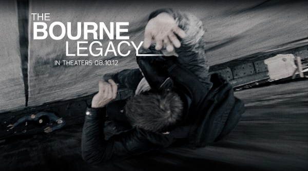 『ボーン・レガシー』(2012) - The Bourne Legacy –