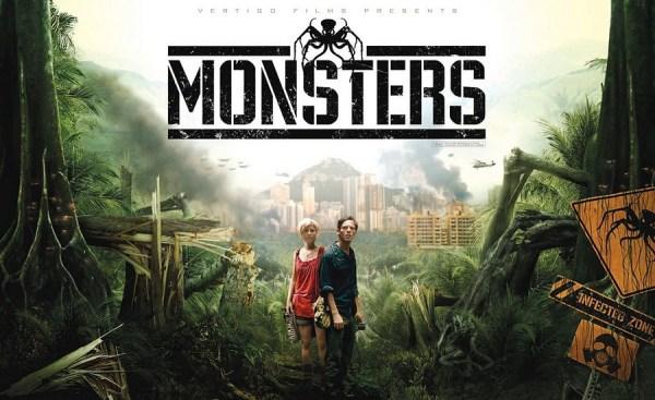 『モンスターズ/地球外生命体』(2010) - Monsters –