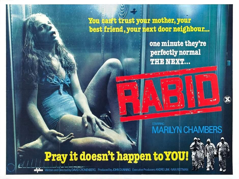『ラビッド』(1977) - Rabid -