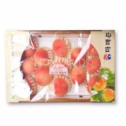 Korean Water Honey Peach Box