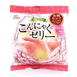 Japanese Konjac Jelly Peach