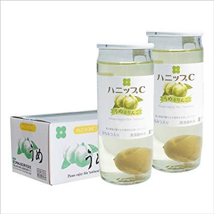 Hanippu C Plum & Apple Juice Bottle