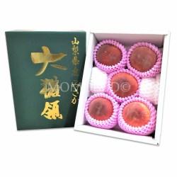 Japanese Misaka no Momo (Daitouryou grade) Peach Gift Box 1kg