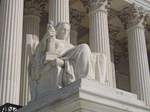 Supreme Court Building: Contemplation of Justice