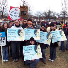 One Woman's Heart: From Pro-life to Choice