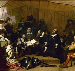 What the Founding Fathers REALLY Learned from the Puritans about Religious Freedom