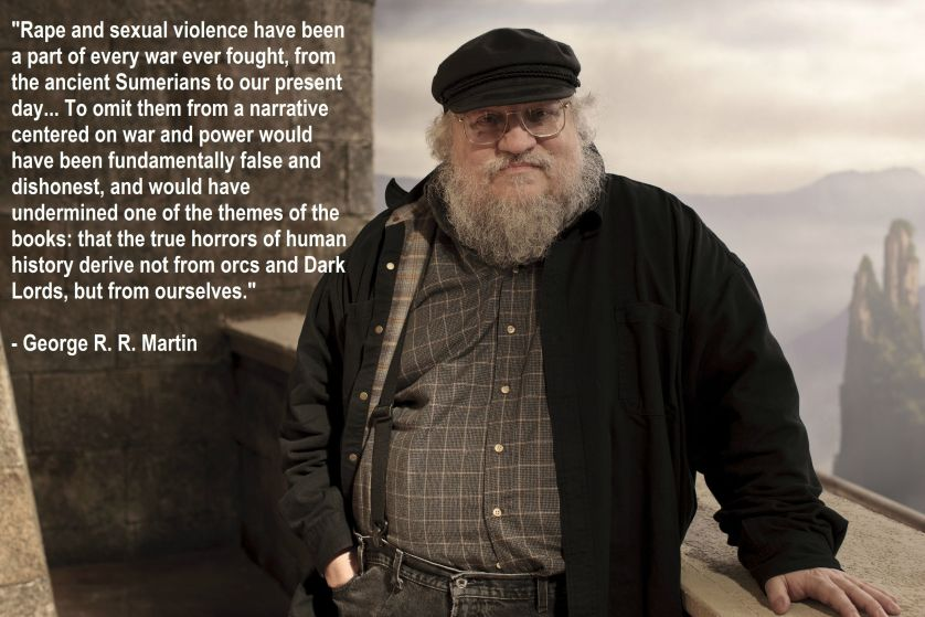 GRRM Quote
