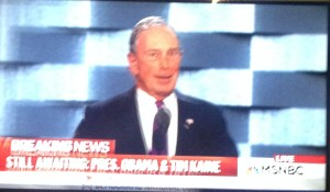 The DNC Stands With Michael Bloomberg Instead of Teachers