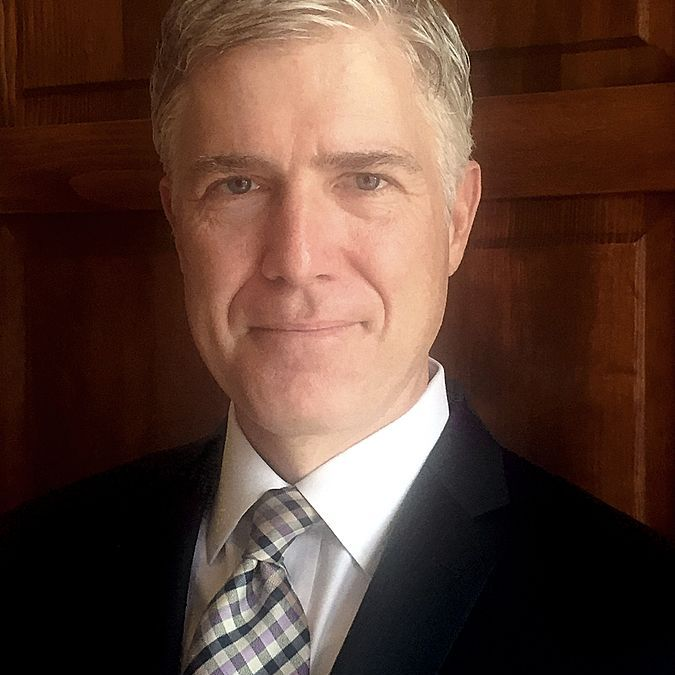 On the Twelfth Day of Trump We Got Gorsuch