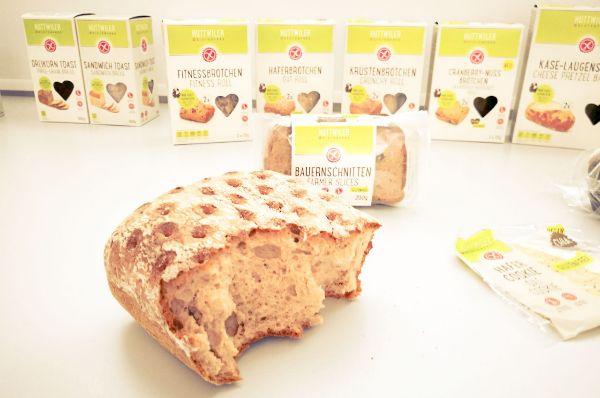 Huttwiler glutenfree Bauernschnitte Brot