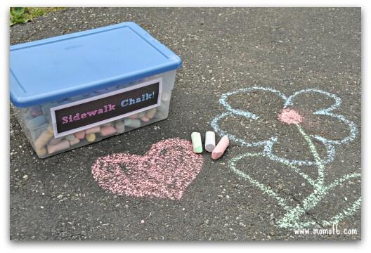 sidewalk chalk1