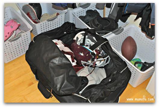 Kids Closet- duffle bag
