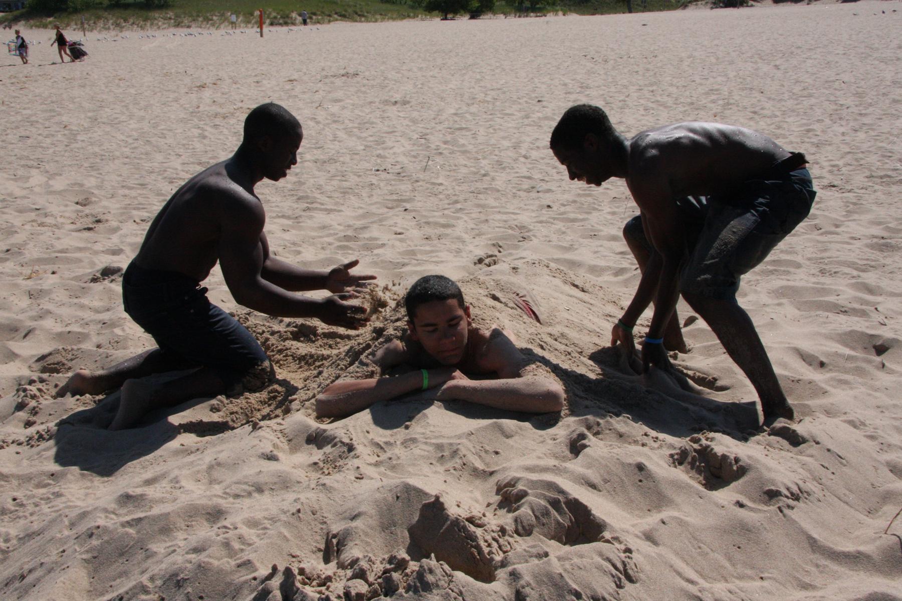 Jon buried