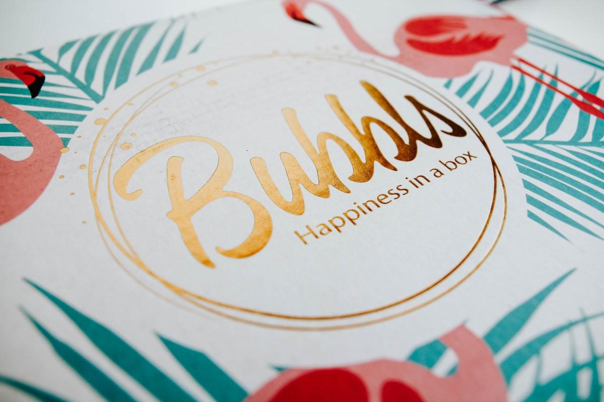 Bubbls box: Geluk in een doos!