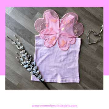 Online Shopping with Superbalist Pink fairy wing shirt