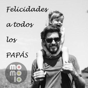 Feliz dia del Padre, Momolo, Blog de Moda Infantil