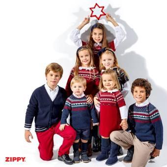 Moda Infantil, Zippy, Momolo, Moda ropa Navidad, Blog de Moda Infantil