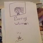 Sarah Energy Woman