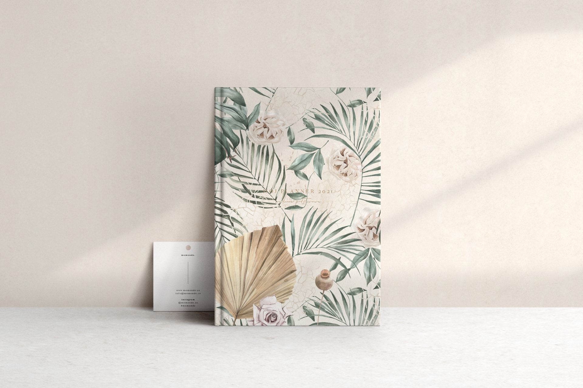 Planner 2021 Tropical Breeze