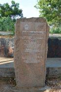 2004年スマトラ島沖地震による津波で亡くなった方たちのモニュメント