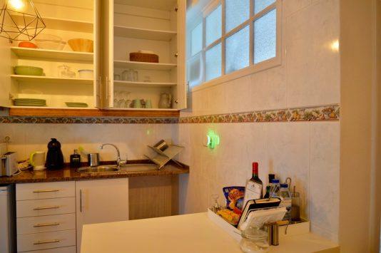 シントラ・ブティック・ゲストハウスのキッチン-1