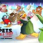 The Muppets Take Over Disney Club Penguin