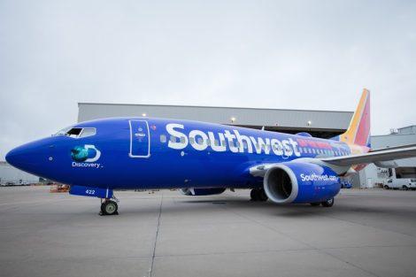 southwestplane