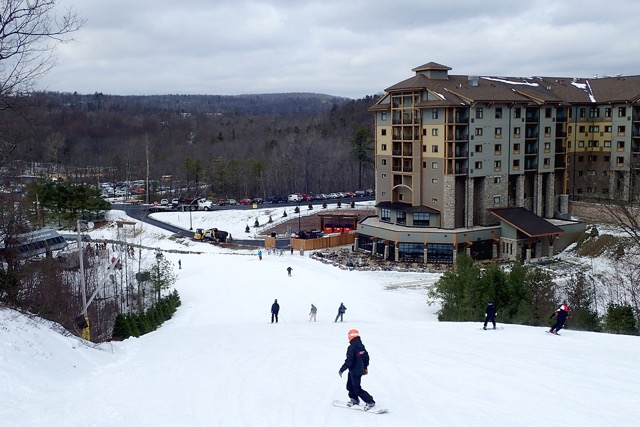 Camelback Mountain Resort Review - Mom on the Map on