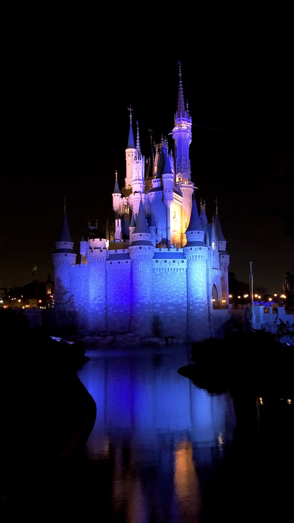 Cinderella Castle - Magic and Motivations - Disney Social Media Moms Conference