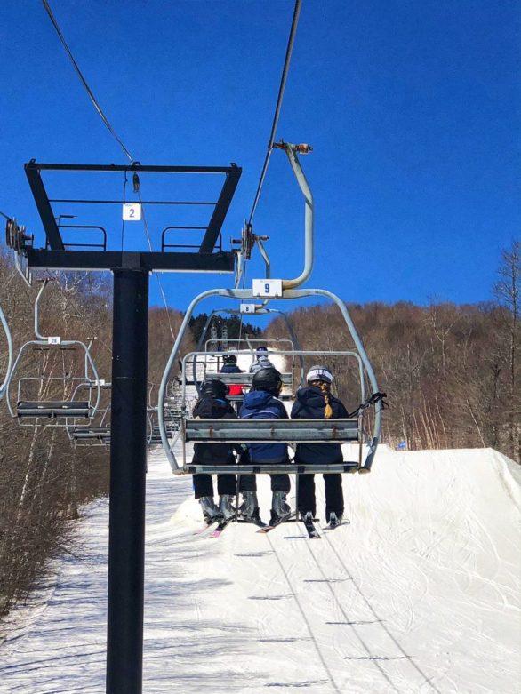 Okemo Ski Lift
