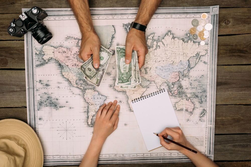 LEARNING THROUGH TRAVEL: TEACHING KIDS ABOUT MONEY