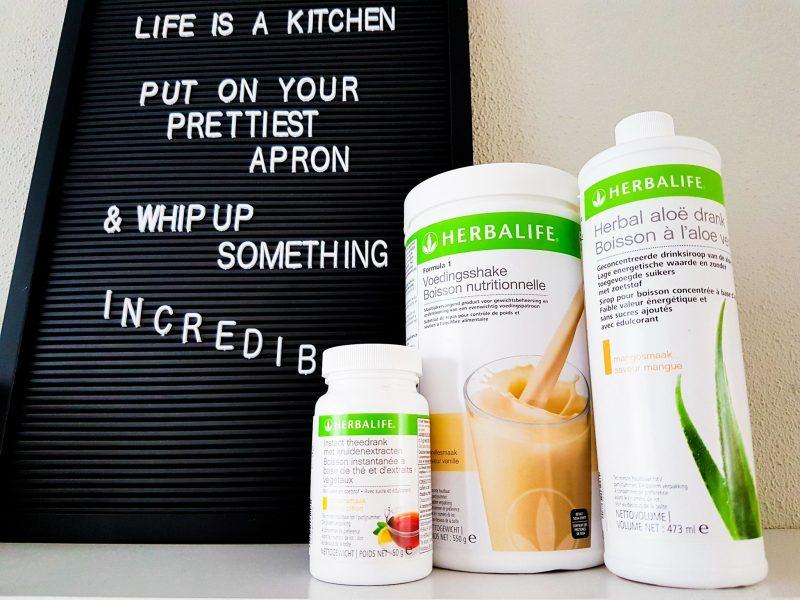Het Herbalife ontbijt: 21 dagen shaken voor meer energie