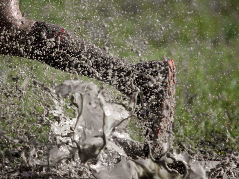 Trainen voor mijn eerste Mud Masters!